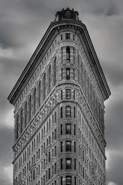 Flatiron Building, Midtown Manhattan, NY