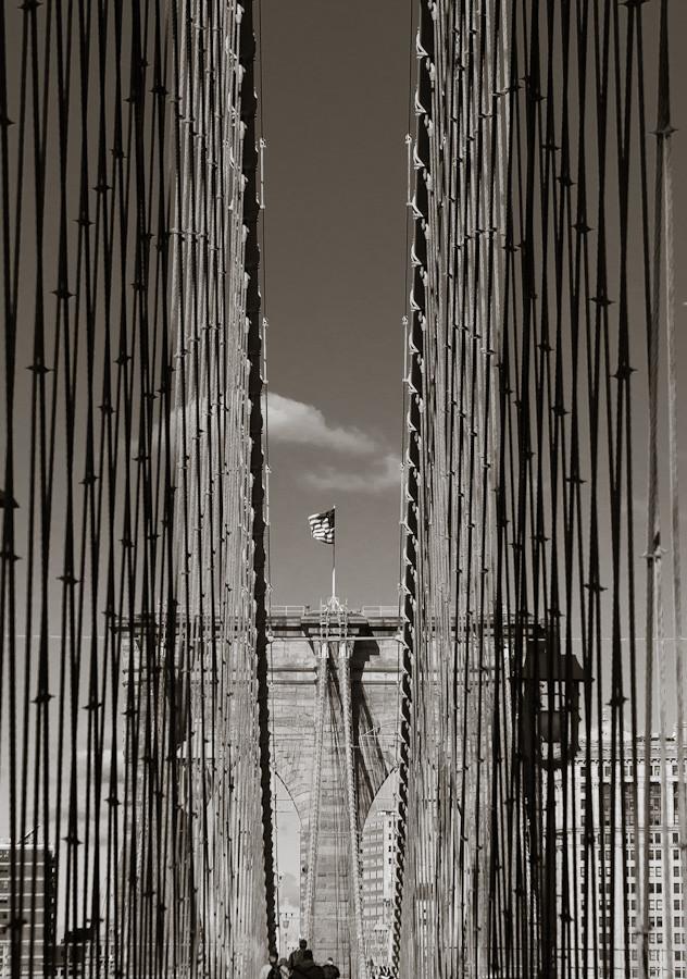 Brooklyn Bridge: Cable Canyon