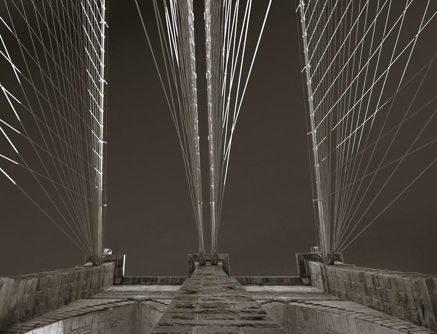 Brooklyn Bridge: Suspension Cables