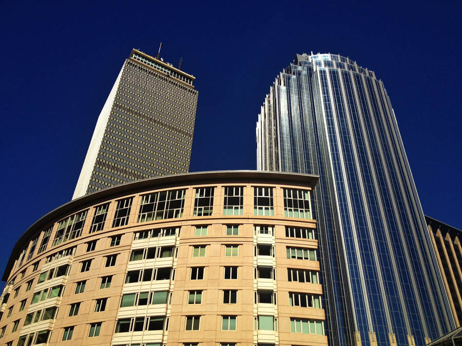Prudential Center, Boston