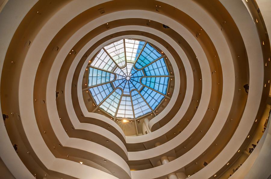 Guggenheim Spiral